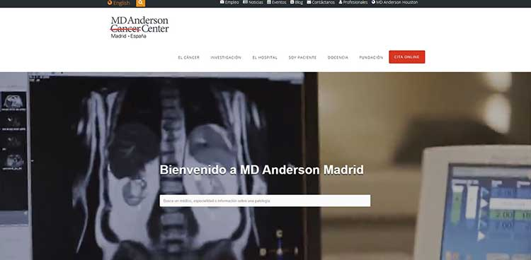Clinica Anderson madrid