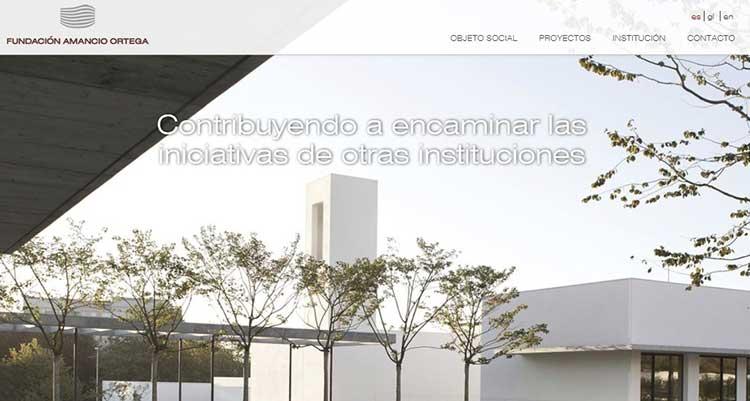 Becas Fundación Amancio Ortega renta