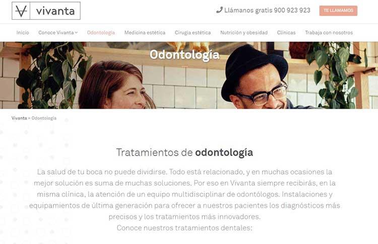 Clinicas Vivanta