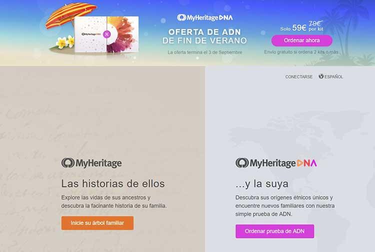 myheritage DNA