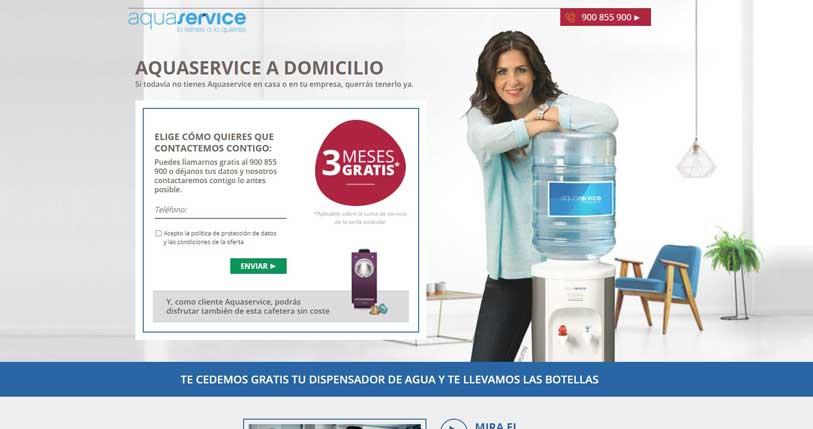 aquaservice precios 2020