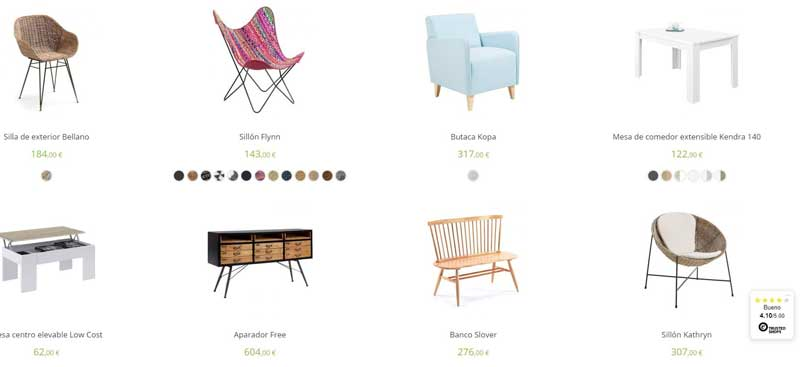 duehome muebles