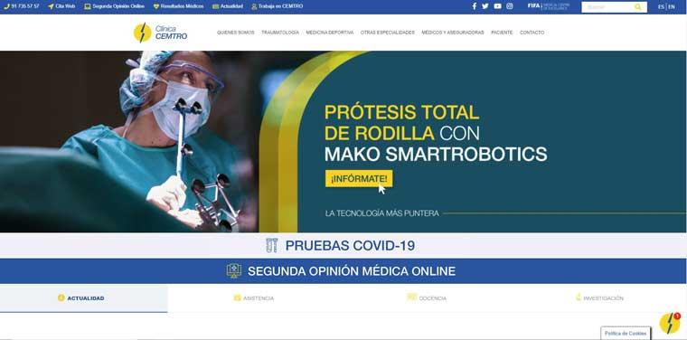 clinica-cemtro-madrid